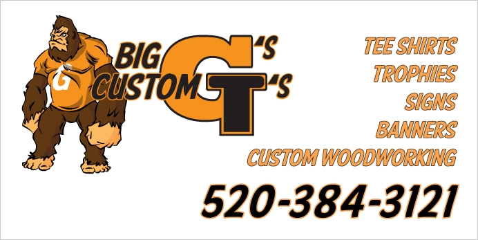 Big G's 4x8 sign-e-panel