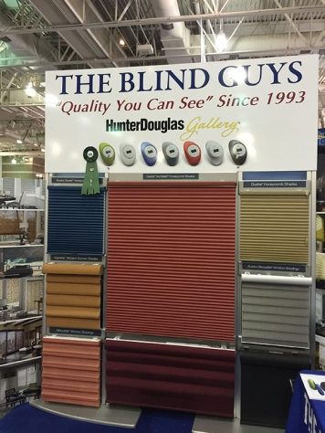 The Blind Guys - trade show