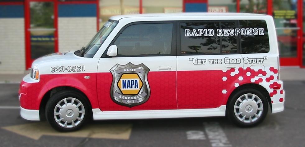 NAPA Rapid Response