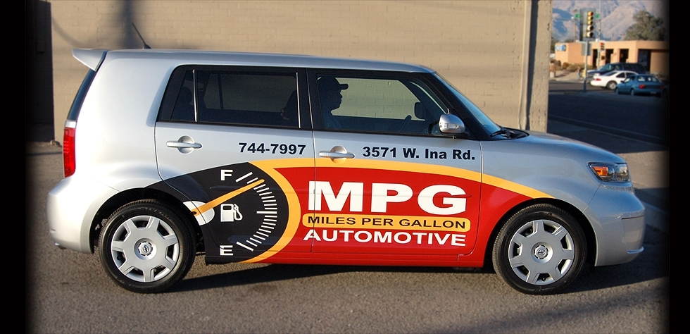 MPG Automotive