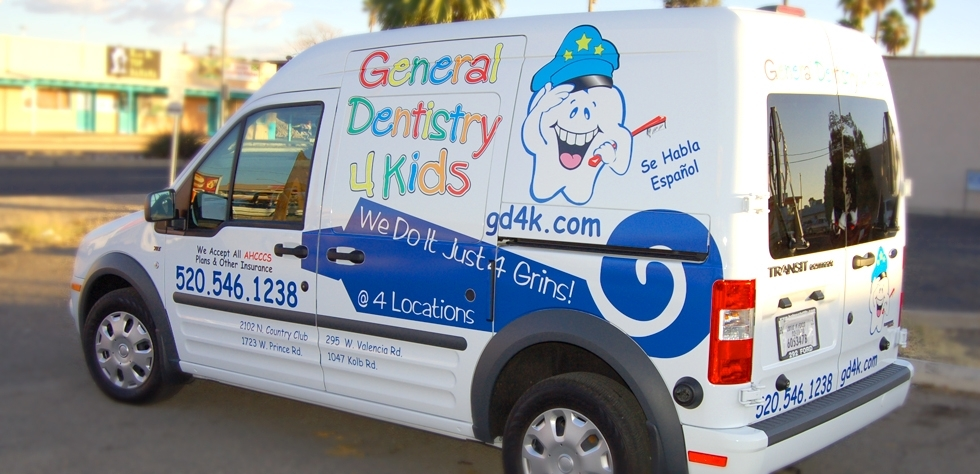 General Dentistry for Kids