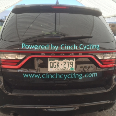 Cincy Cycling vinyl