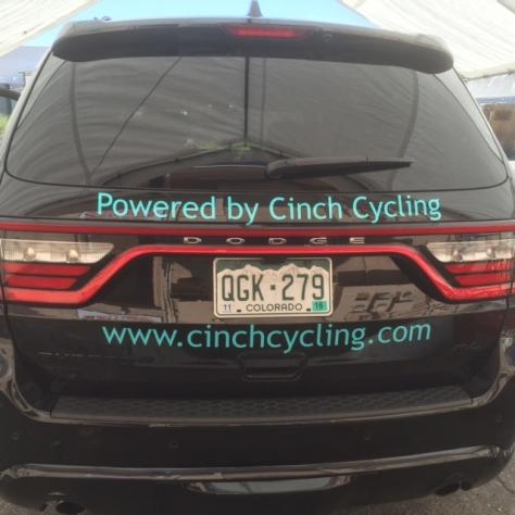 Cincy Cycling vinyl