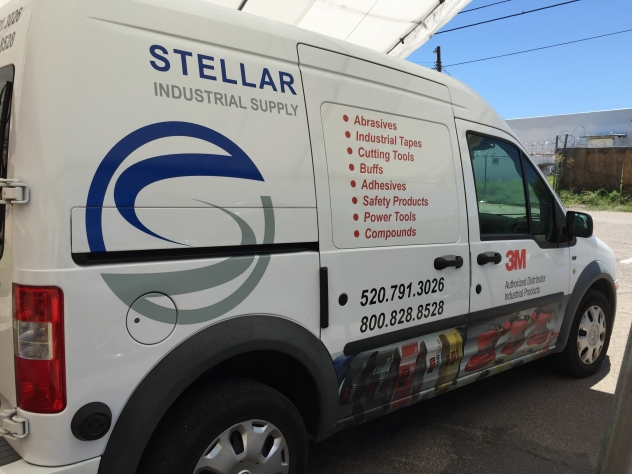 Stellar vehicle graphics